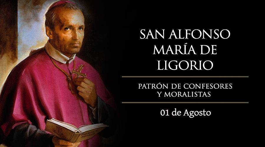 Sant'Alfonso: Vita e Preghiere