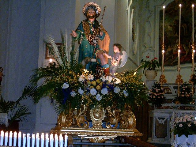 San Rocco preghiere