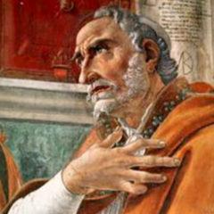 Sant'Agostino: Preghiera
