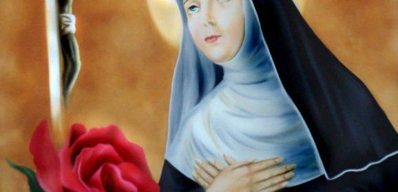 Santa Rita… Supplica per i casi impossibili.  Video