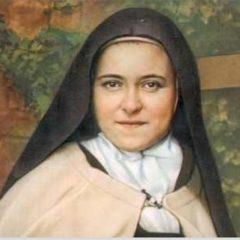 Preghiera di Santa Teresina alla Vergine del Sorriso per la liberazione da depressione e ansia.