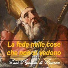 Sant'Agostino. Frasi celebri