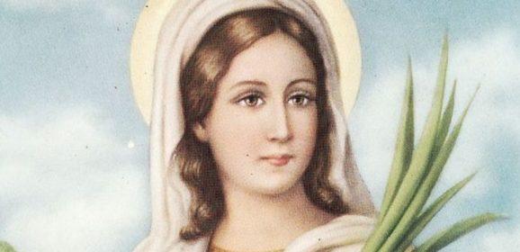 Santa Lucia, la vera storia. Preghiera e video.