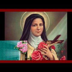 Santa Teresina del Bambino Gesù. Novena delle Rose. Video
