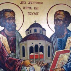 Santi Pietro e Paolo. Preghiera di intercessione e storia sei Santi