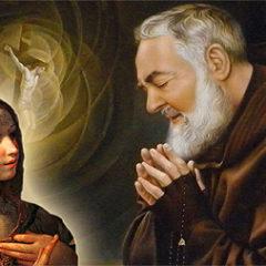 Preghiera di Padre Pio per chiedere aiuto al proprio Angelo custode