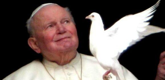 San Giovanni Paolo II. «Dono di Dio alla Chiesa». Preghiamo per una sua intercessione