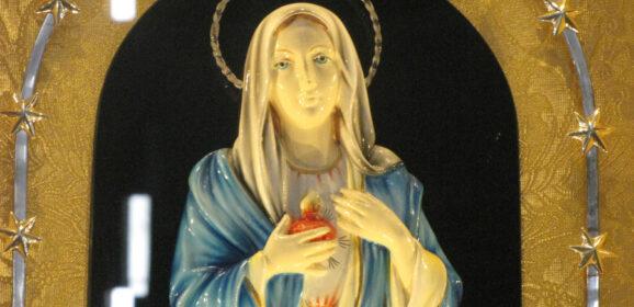 DEVOZIONE ALLA MADONNA DELLE LACRIME. Chiediamo a Gesu' il miracolo del suo intervento sulle nostre afflizioni