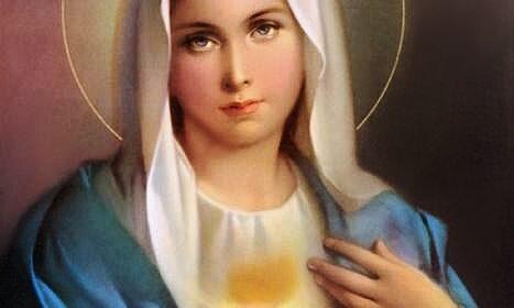 Cuore Immacolato di Maria. Preghiere.