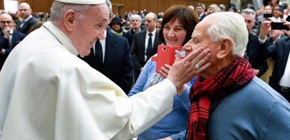 Papa Francesco: indulgenza plenaria per la Giornata dei Nonni