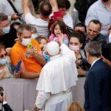 Papa Francesco; Gesù prega per noi anche se siamo in peccato mortale