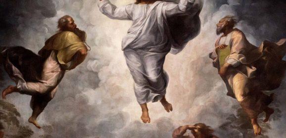 La trasfigurazione di Gesù. Preghiamo insieme