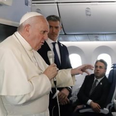 """Papa Francesco a Budapest e in Slovacchia. """"Un itinerario nel cuore dell'Europa"""""""