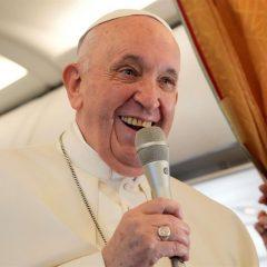 Papa Francesco: l'aborto è omicidio. Il matrimonio solo tra uomo e donna