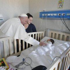 Papa Francesco istituisce una Fondazione per gli ospedali cattolici