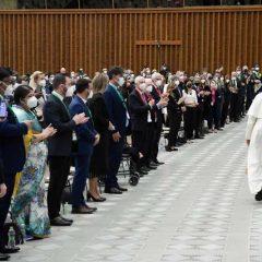 Papa Francesco: preservare la Terra da azioni scellerate